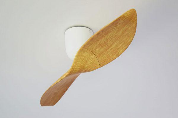Aeratron ceiling Fan 2 blade LW wh hum